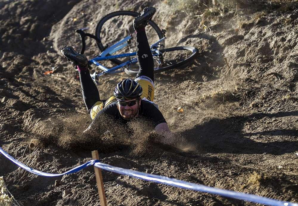 Cyclocross technikai edzés