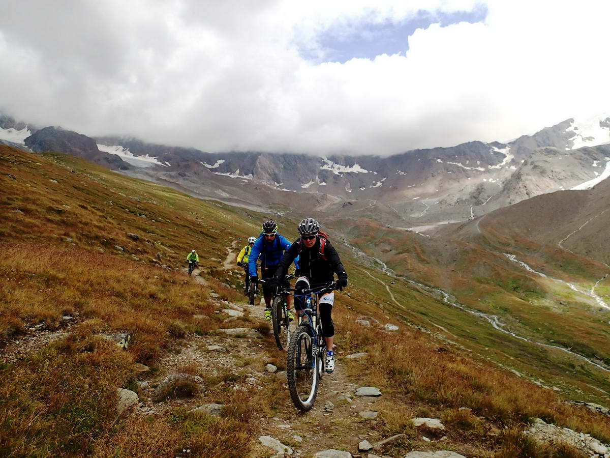 Cross Alps Challenge 2015