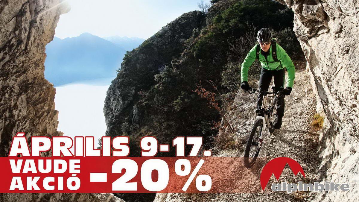 Tavaszi kerékpáros ruházat akciók az Alpinbikenál!