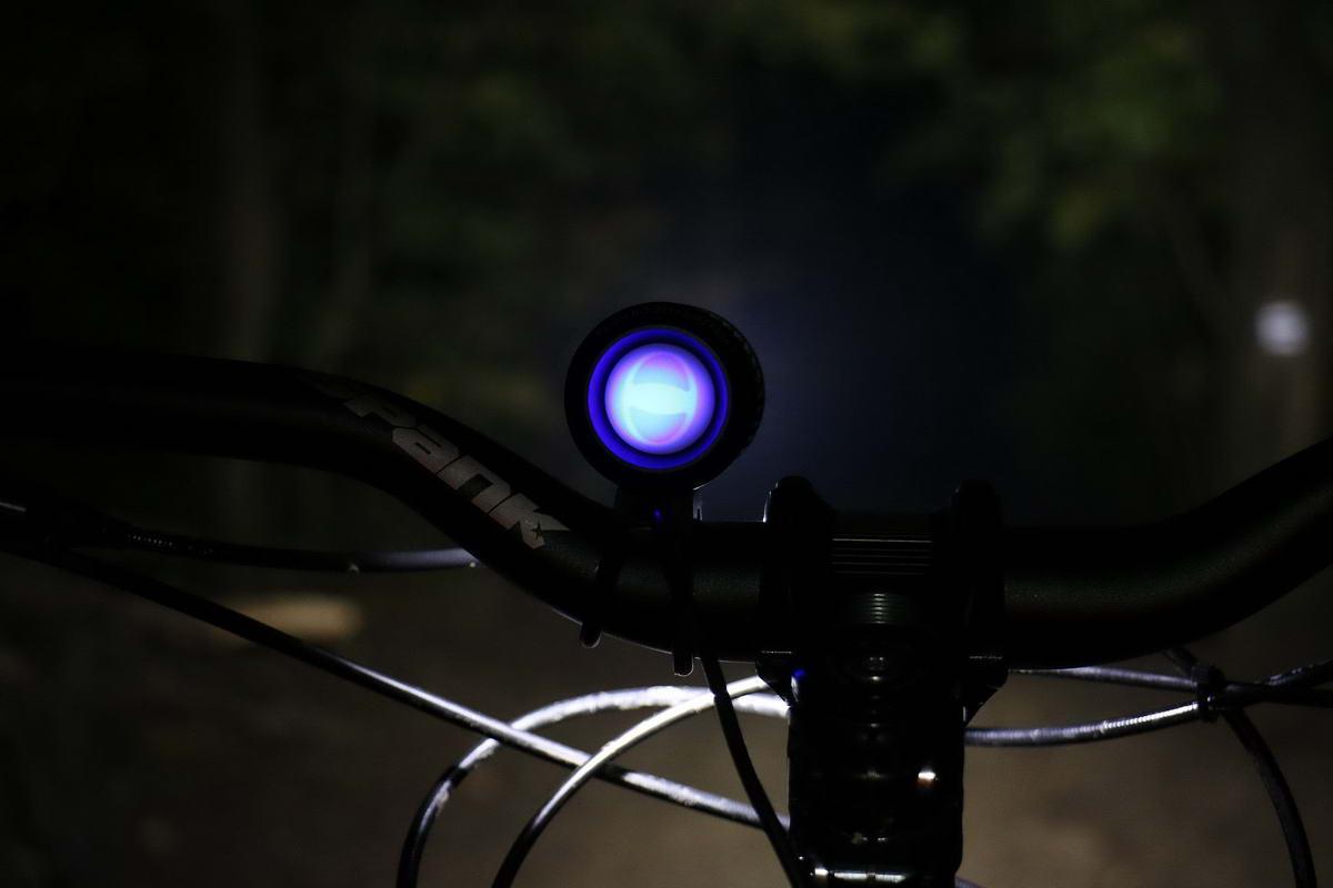 Magicshine MJ-872 és MJ-818 lámpa szett – Fény az éjszakában