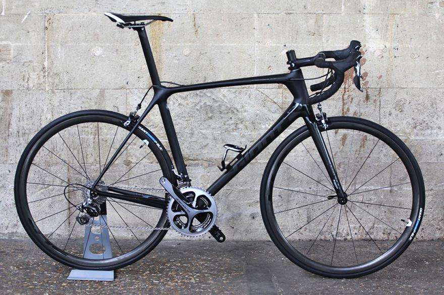 A Giant TCR Advanced Pro 0 tesztje