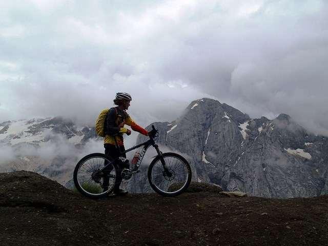 CrossAlps Challenge 2016 - egy rendhagyó Dolomitok átkelés - Roni beszámolója