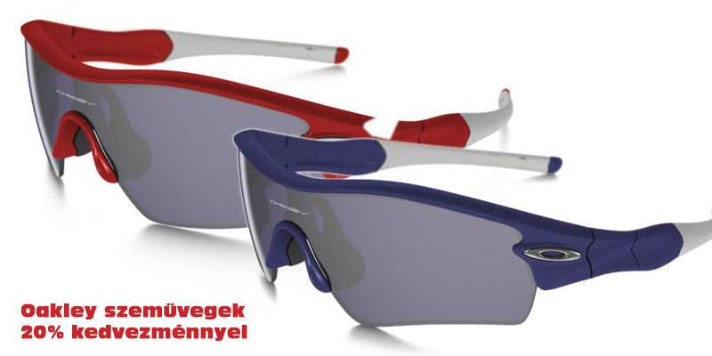 20% kedvezményt adunk a készleten lévő Oakley szemüvegekre