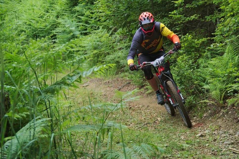 Alpinbike Team az EWS Petzen - Jamnica futamán