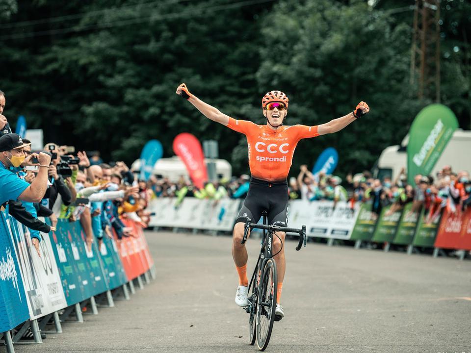 Tour de Hongrie: Valter Attila nyerte a záró szakaszt és az összetett versenyt is
