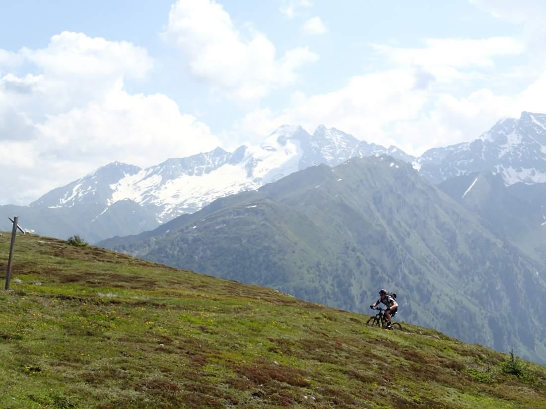 Szeld át az Alpokat