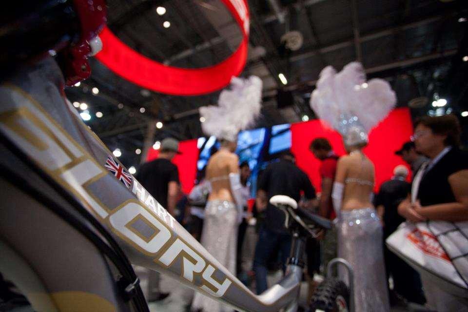 Giant és az Alpinbike a BringaExpon !
