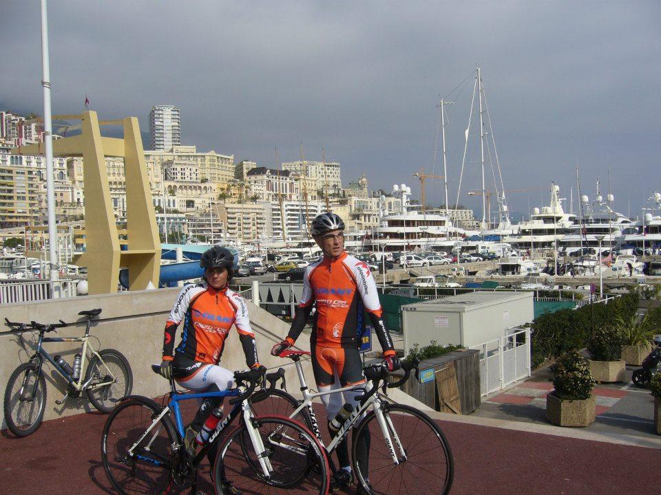 Téli Alpinbike edzőtábor Monte Carloban