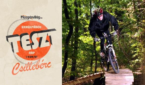 Mozgásvilág Kerékpáros Tesztnap 2014