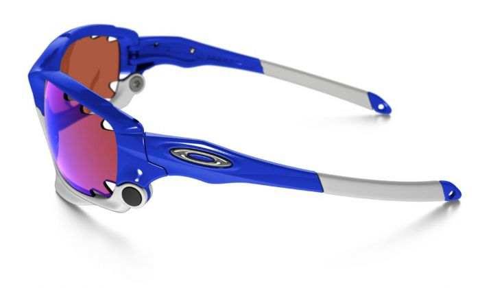 Oakley Racing Jacket Blue