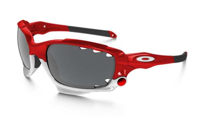 Oakley Racing Jacket Red