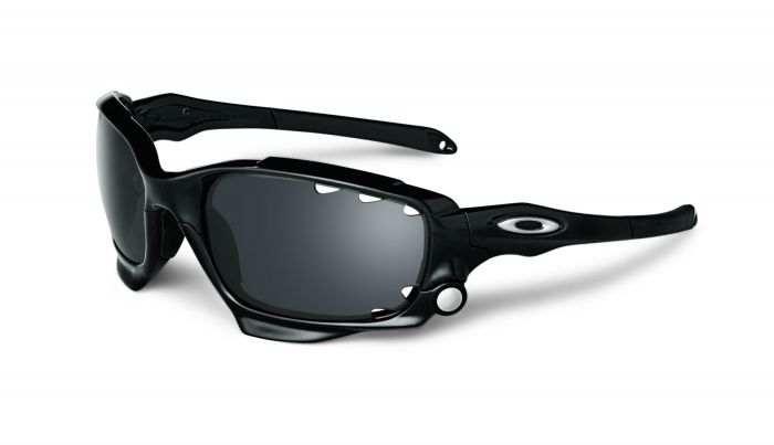 Oakley Racing Jacket - Polished Black