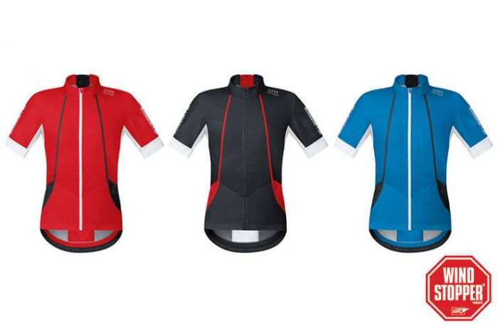 Gore OXYGEN WINDSTOPPER® Soft Shell Jersey - Thermo 73198d186