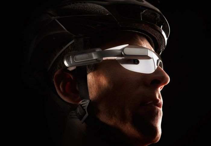 Varia Vision™ kerékpáros képernyő