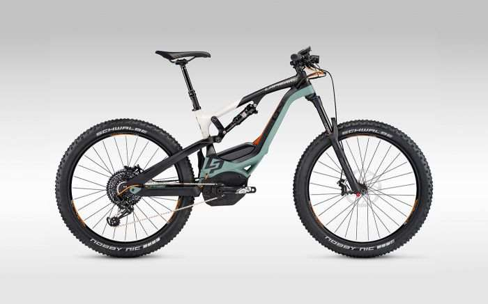 Lapierre Overvolt AM 70TH 2017