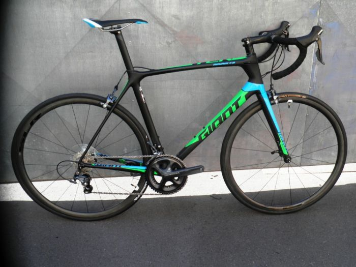 Akciós Giant TCR Advanced PRO 1 L-es