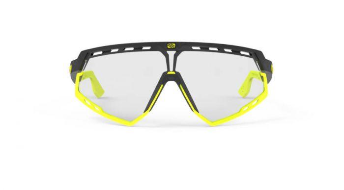 RUDY PROJECT DEFENDER BLACK-YELLOW FLUO/IMPACTX2 PHOTOCHROMIC LASER BLACK szemüveg