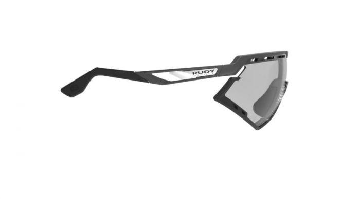 RUDY PROJECT DEFENDER GRAPHENE BLACK-BLACK BUMPERS/IMPACTX2 PHOTOCHROMIC BLACK szemüveg
