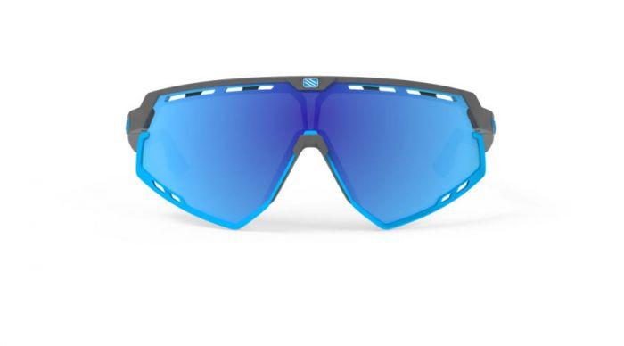 RUDY PROJECT DEFENDER PYOMBO-AZUR BUMPERS/MULTILASER BLUE szemüveg