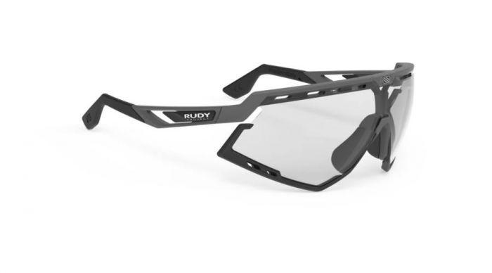 RUDY PROJECT DEFENDER PYOMBO-BLACK BUMPERS/IMPACTX2 PHOTOCHROMIC BLACK szemüveg
