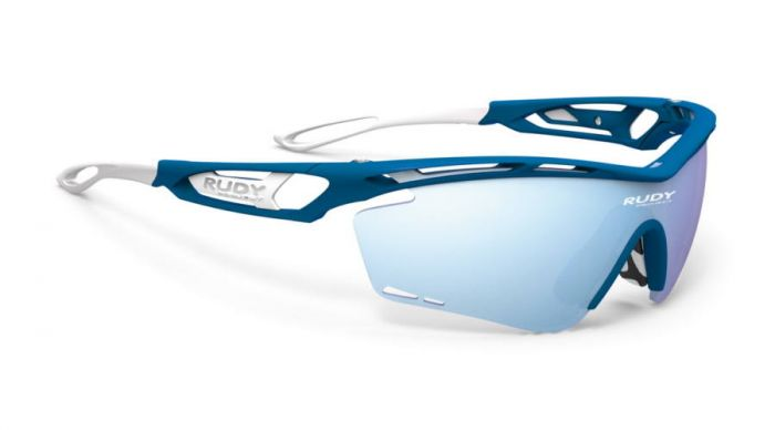 RUDY PROJECT TRALYX BLUE METAL/MULTILASER ICE szemüveg
