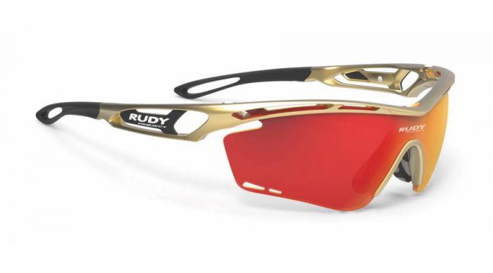 RUDY PROJECT TRALYX GOLD/MULTILASER ORANGE szemüveg
