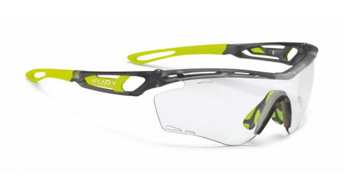 RUDY PROJECT TRALYX ICE GRAPHITE/IMPACTX2 PHOTOCHROMIC LASER BLACK szemüveg