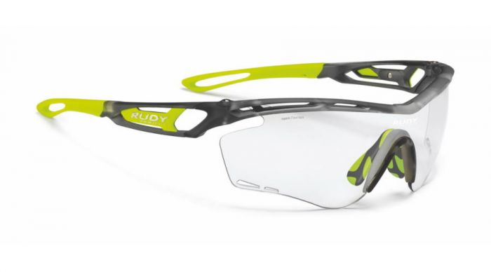 RUDY PROJECT TRALYX ICE GRAPHITE/IMPACTX2 PHOTOCHROMIC LASER BROWN szemüveg