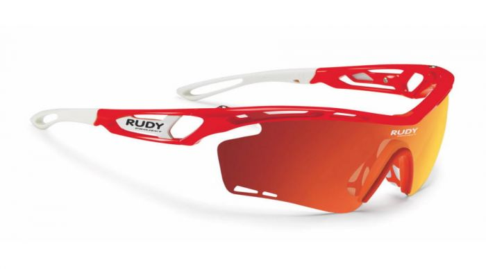 RUDY PROJECT TRALYX RED FLUO/MULTILASER ORANGE szemüveg