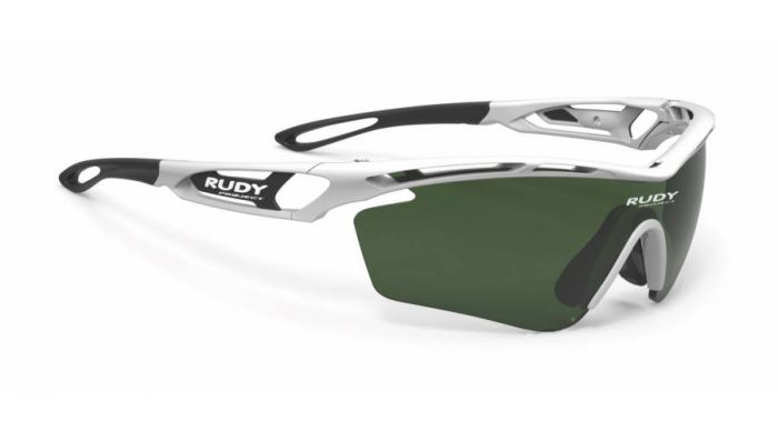 RUDY PROJECT TRALYX WHITE/IMPACTX PHOTOCHROMIC GOLF szemüveg