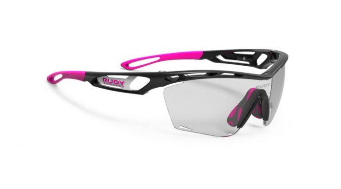 RUDY PROJECT TRALYX SLIM BLACK/IMPACTX2 PHOTOCHROMIC BLACK szemüveg