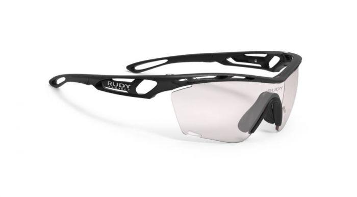 RUDY PROJECT TRALYX SLIM BLACK/IMPACTX2 PHOTOCHROMIC LASER RED szemüveg