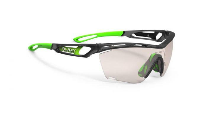 RUDY PROJECT TRALYX SLIM ICE GRAPHITE/IMPACTX2 PHOTOCHROMIC LASER BROWN szemüveg