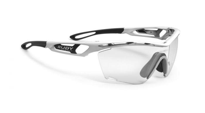 RUDY PROJECT TRALYX SLIM WHITE/IMPACTX2 PHOTOCHROMIC BLACK szemüveg