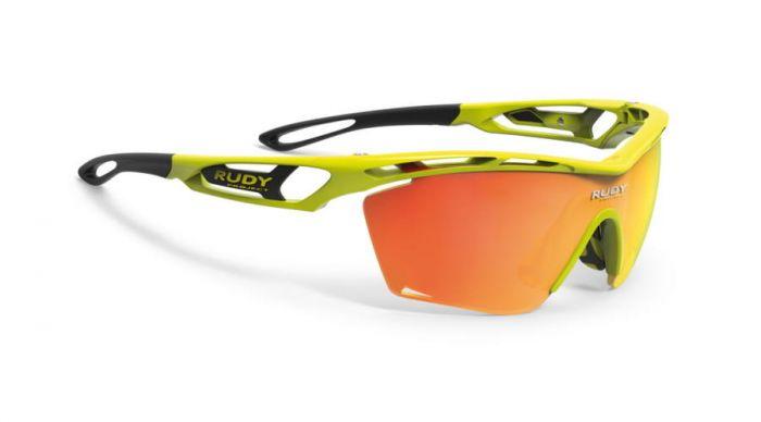 RUDY PROJECT RALYX SLIM YELLOW FLUO/MULTILASER ORANGE szemüveg