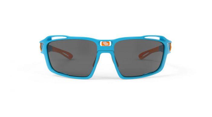 RUDY PROJECT SINTRYX AZUR/SMOKE  szemüveg +TRANSPARENT