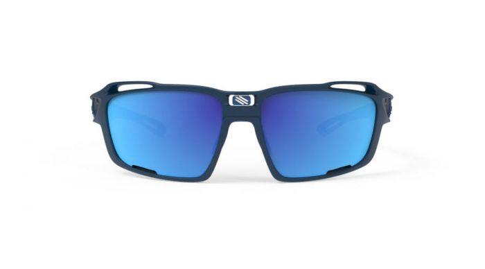 RUDY PROJECT SINTRYX BLUE NAVY/POLAR 3FX HDR MULTILASER BLUE szemüveg