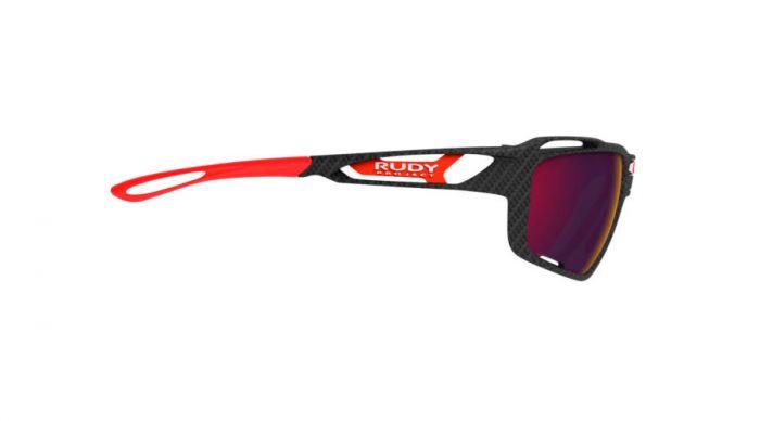 RUDY PROJECT SINTRYX CARBONIUM/POLAR 3FX HDR MULTILASER RED szemüveg