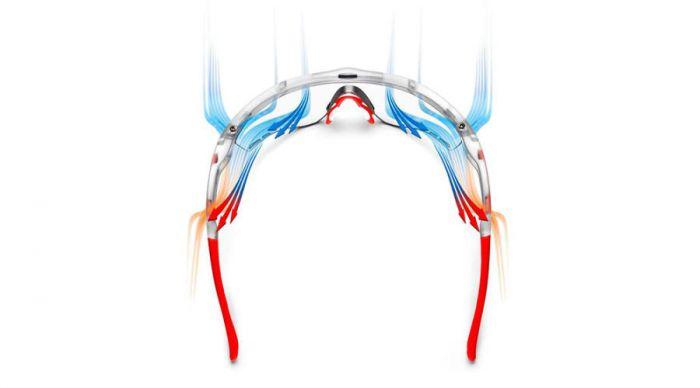 RUDY PROJECT SINTRYX WHITE/IMPACTX2 PHOTOCHROMIC BLACK szemüveg