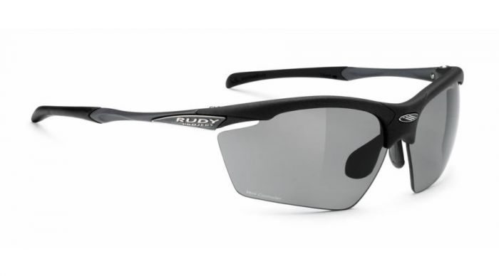 RUDY PROJECT AGON BLACK/SMOKE BLACK szemüveg