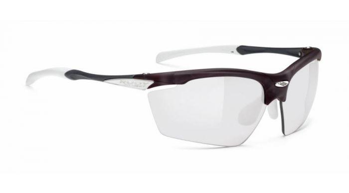 RUDY PROJECT AGON FROZEN ASH/IMPACTX2 PHOTOCHROMIC LASER BLACK szemüveg