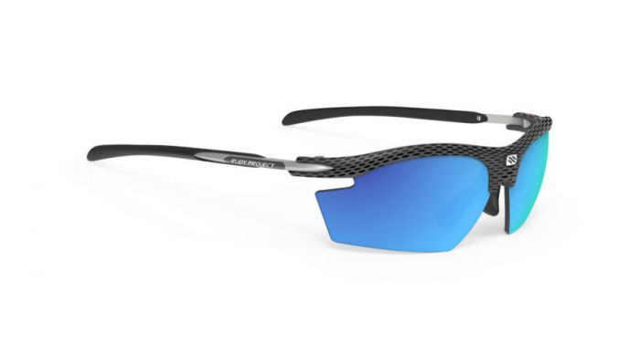 RUDY PROJECT RYDON CARBON/POLAR 3FX HDR MULTILASER BLUE szemüveg