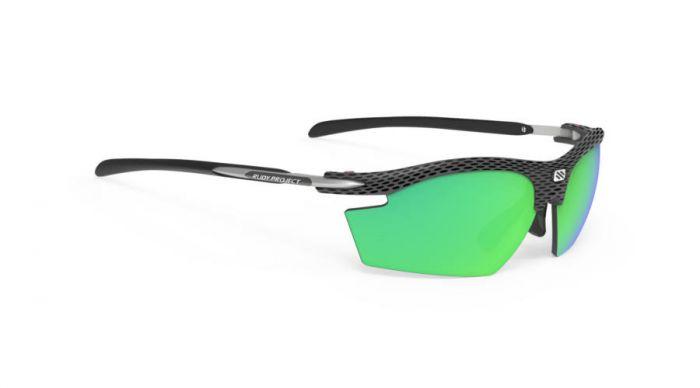 RUDY PROJECT RYDON CARBON/POLAR 3FX HDR MULTILASER GREEN szemüveg