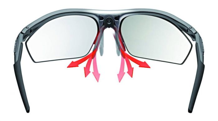 RUDY PROJECT RYDON FIRE RED IMPACTX2 PHOTOCHROMIC BLACK szemüveg ... 58035c1cf0