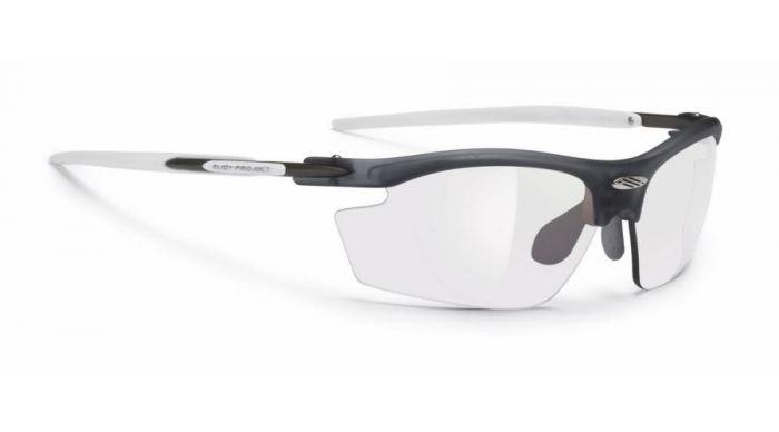 RUDY PROJECT RYDON FROZEN ASH/IMPACTX2 PHOTOCHROMIC LASER BLACK szemüveg