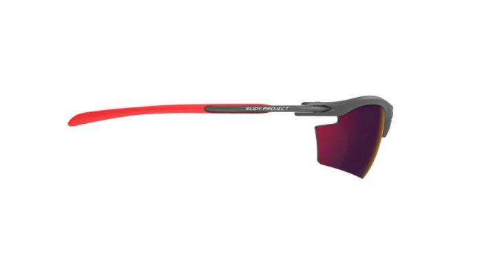 RUDY PROJECT RYDON GRAPHITE-RED/MULTILASER RED szemüveg