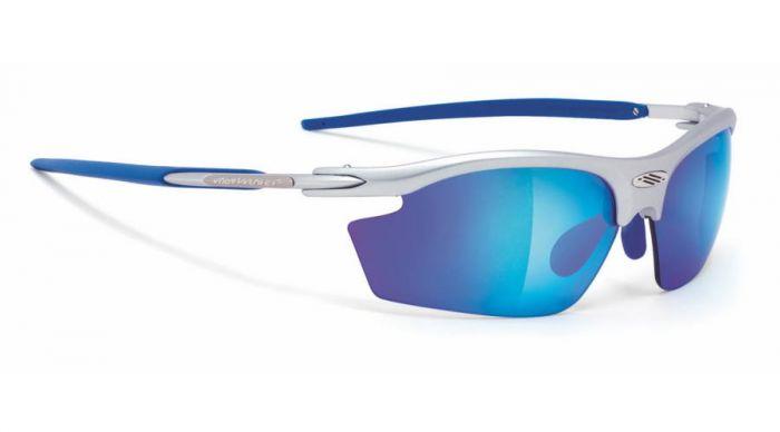 RUDY PROJECT RYDON SILVER MULTICOLOR BLUE/MULTILASER BLUE szemüveg