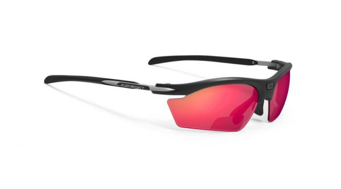 RUDY PROJECT RYDON SPORT READERS BLACK/MULTILASER RED szemüveg (+1.50 DIOPTRIA) (nagy)