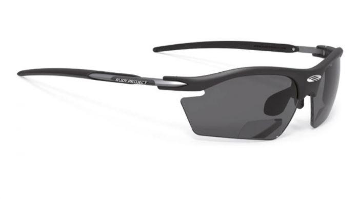RUDY PROJECT RYDON SPORT READERS BLACK/SMOKE szemüveg (+2.00 DIOPTRIA) (nagy)