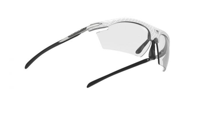 RUDY PROJECT RYDON WHITE CARBONIUM/IMPACTX2 PHOTOCHROMIC BLACK szemüveg